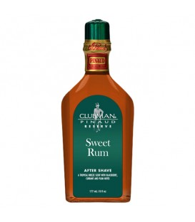 Clubman Reserve Sweet Rum After Shave Lotion - 177ml