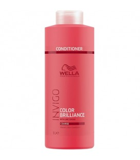 Wella INVIGO Color Brilliance Conditioner Coarse Hair - 1000ml