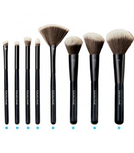 Silkline 8pc Make-Up Brush Set