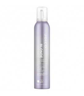 Joico Blonde Life Brilliant Tone Violet Smoothing Foam for Cool Blondes - 200ml