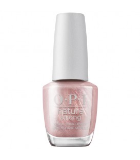 OPI Nature Strong Intentions Are Rose Gold
