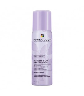 Pureology Style + Protect Refresh & Go Dry Shampoo - 34g