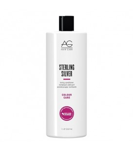 AG Sterling Silver Toning Conditioner - 1L