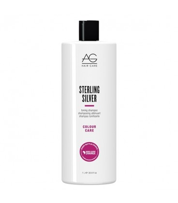 AG Sterling SIlver Toning Shampoo - 1L