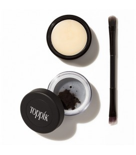 TOPPIK Dark Brown Brow Building Fibers