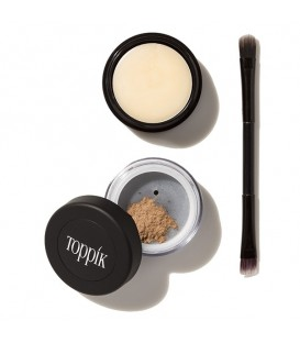 TOPPIK Light Brown Brow Building Fibers