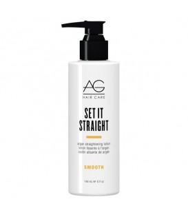 AG Set It Straight Argan Lotion - 148ml