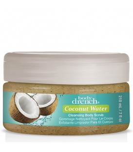 Body Drench Coconut Water Cleansing Body Scrub - 210ml