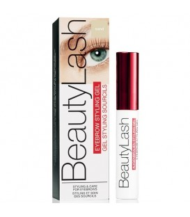 BeautyLash Eyebrow Styling Gel Sand - 6ml