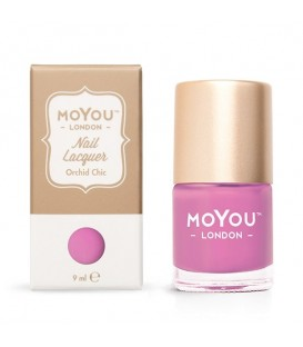 MoYou London Orchid Chic Nail Polish