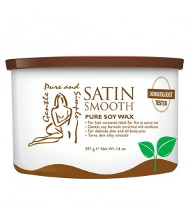 Satin Smooth Pure Soy Wax - 397g - SSW14SYG