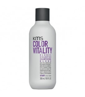 KMS ColorVitality Blonde Shampoo - 300ml