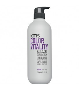 KMS ColorVitality Shampoo - 750ml