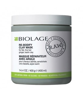 Matrix Biolage R.A.W. Re-Bodify Clay Mask - 400ml
