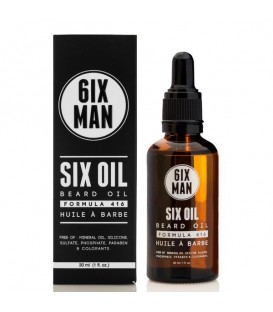 6IXMAN Beard Oil - 50ml