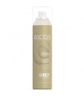 Abba Firm Finish Hair Spray (Aerosol)