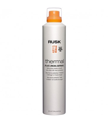 Rusk Thermal Flat Iron Spray - 281ml
