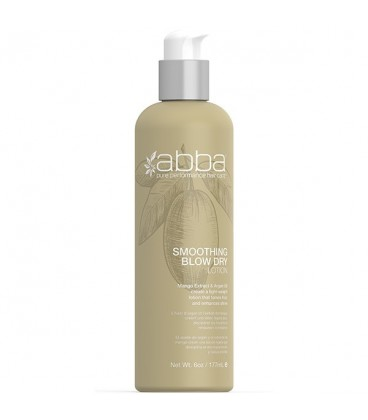 ABBA Smoothing Blow Dry Lotion - 177ml
