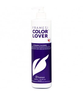 Framesi ColorLover Dynamic Blonde Violet Shampoo - 500ml