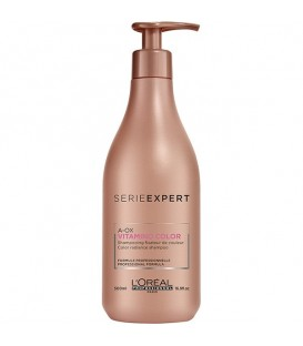 L'Oréal Serie Expert Vitamino Color A-OX Shampoo - 500ml