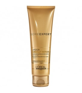 L'Oréal Serie Expert Absolut Repair Blow-Dry Cream - 125ml