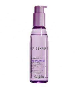 L'Oréal Serie Expert Liss Unlimited Primrose Oil - 125ml
