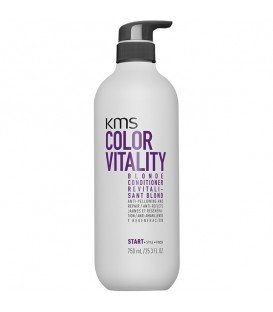 KMS Colorvitality Blonde Conditioner - 750ml