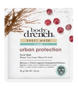 Body Drench Urban Protection Hydrogel Sheet Mask