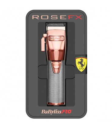 BabylissPro RoseFX All-Metal Lithium Clipper