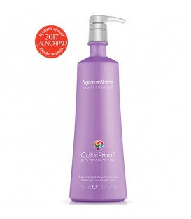 ColorProof SignatureBlonde Violet Condition -750ml
