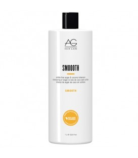 AG Smoooth Argan Shampoo - 1000ml