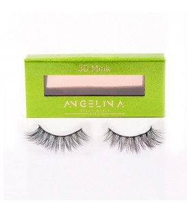ANGELINA August Baby 3D Mink Lashes