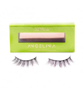 ANGELINA Crazy 8s 3D Mink Lashes