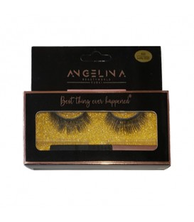 ANGELINA Lucky 2020 Magnetic Eyelashes and Eyeliner Kit