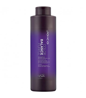 Joico Color Balance Purple Shampoo - 1L