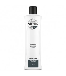 Nioxin System 2 Cleanser - 500ml