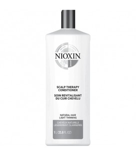 Nioxin System 1 Scalp Therapy Conditioner - 1L