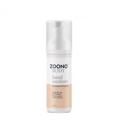 Zoono® Body and Hand Sanitiser & Protectant - 50ml