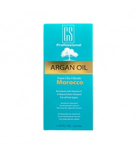 Free GS Professional Argan Oil - 52ml
