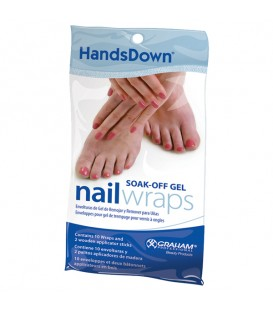 Graham HandsDown Soak-off Gel Nail Wraps