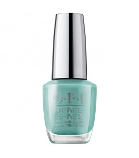 OPI Infinite Shine Verde Nice to Meet You