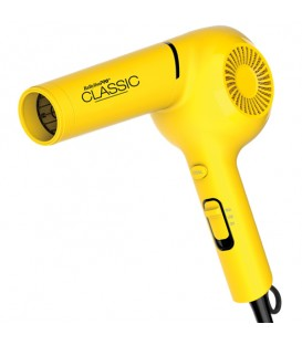 BabylissPro Ionic Pistol-Grip Hairdryer Yellow