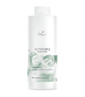 Wella Nutricurls Detangling Conditioner - 1L