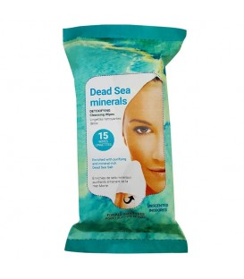 Relaxus Dead Sea Minerals Facial Cleansing Wipes