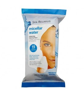Relaxus Micellar Water Facial Cleansing Wipes
