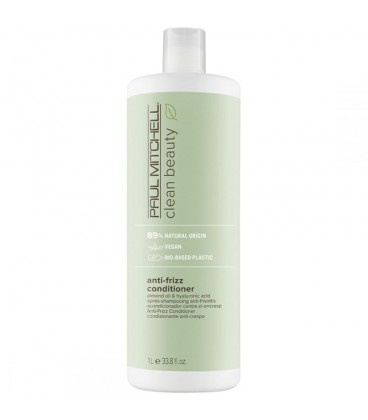 Paul Mitchell Clean Beauty Anti-Frizz Conditioner- 1L